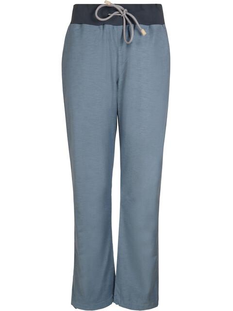 Elkline Lagune - Pantalon long Femme - bleu